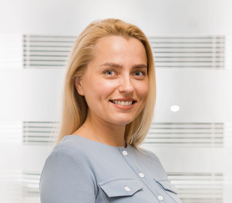 Ирина Усенко