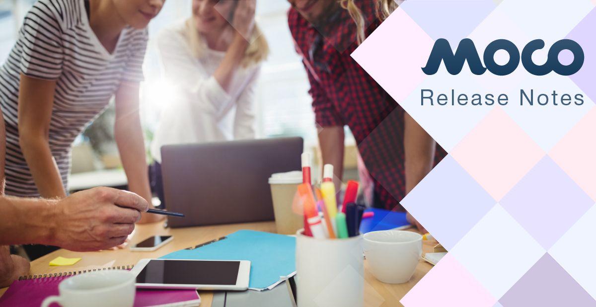 Moco v.19.3 — Release Notes