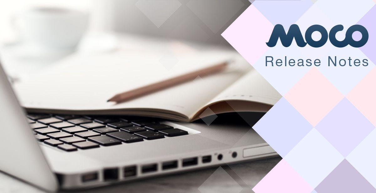 Moco v.19.4 — Release Notes