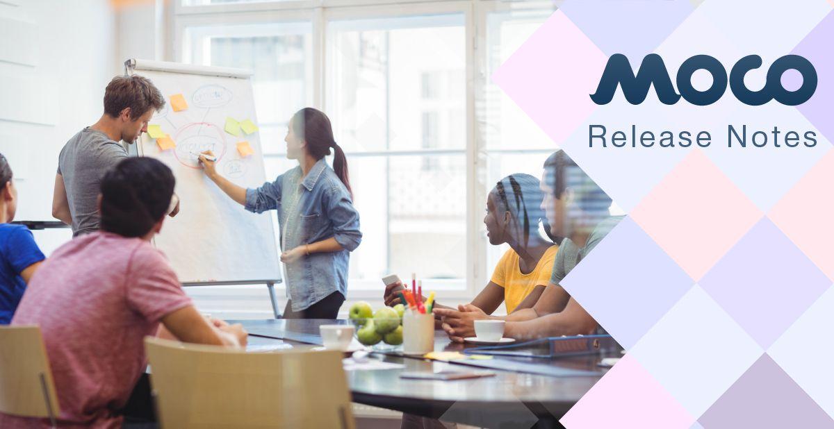 Moco v.19.5 — Release Notes