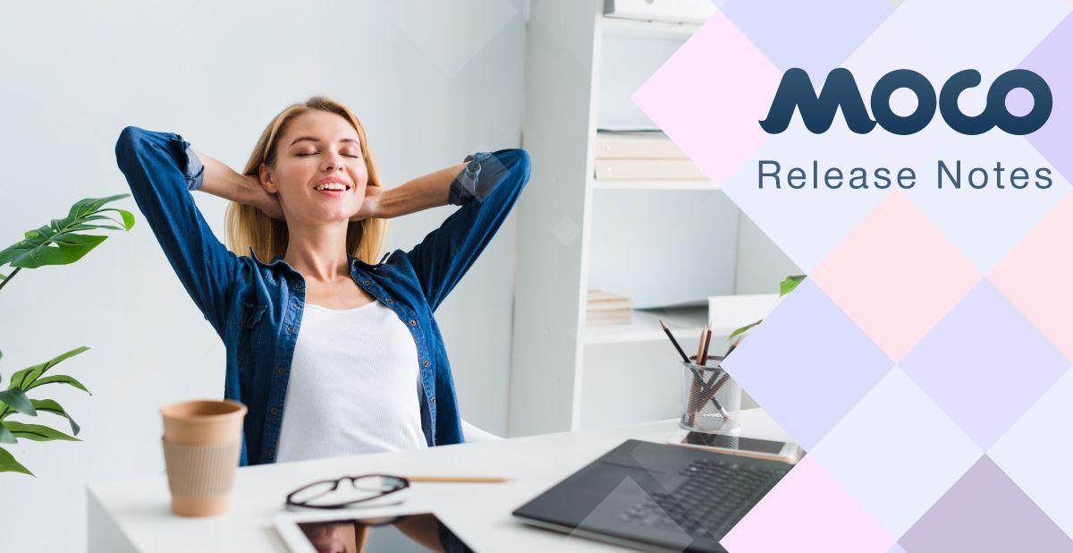 Moco v.19.8 — Release Notes