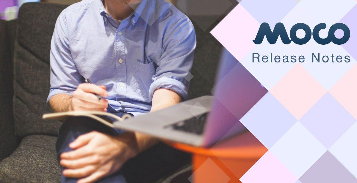 Moco v.19.9 — Release Notes